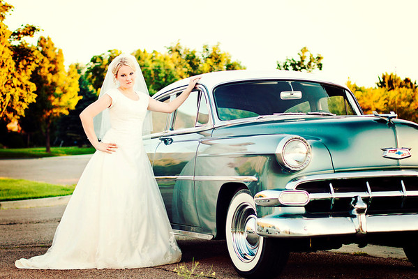 vintage bridals utah