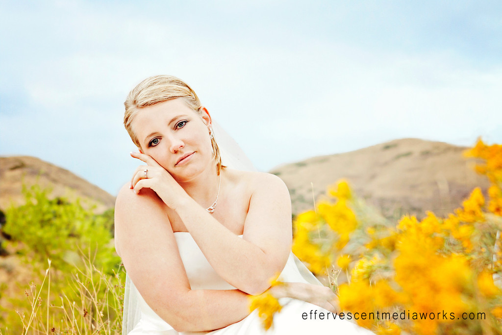 bridal photography slc