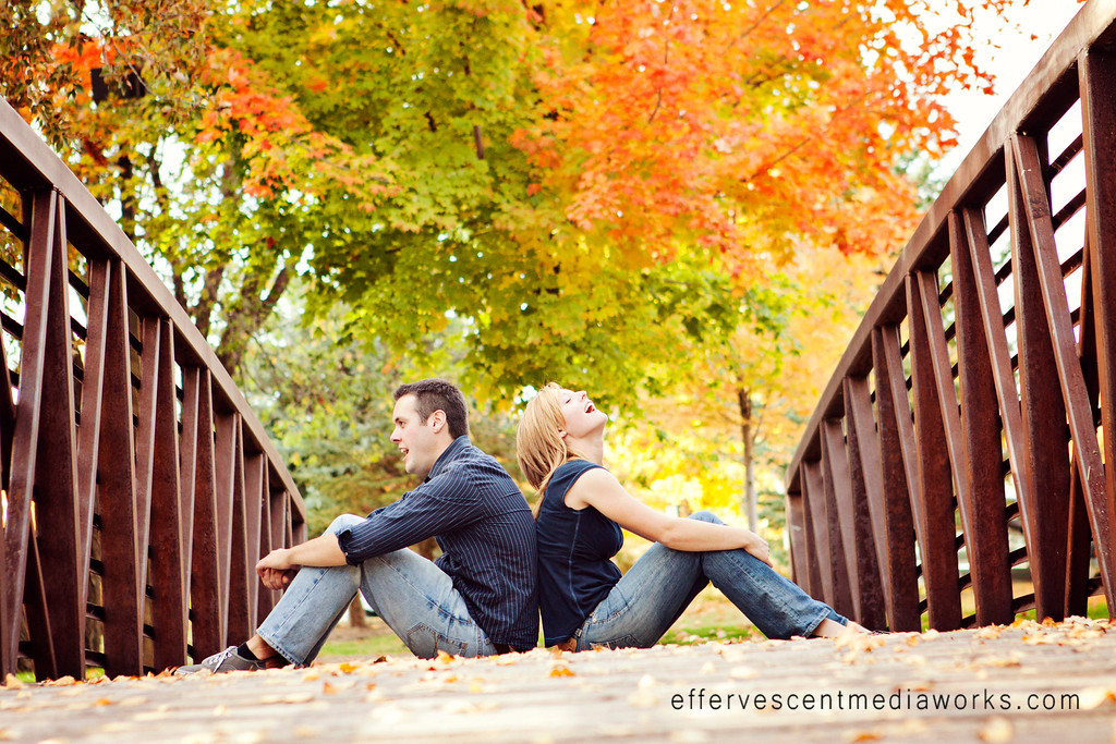 fall engagements in utah