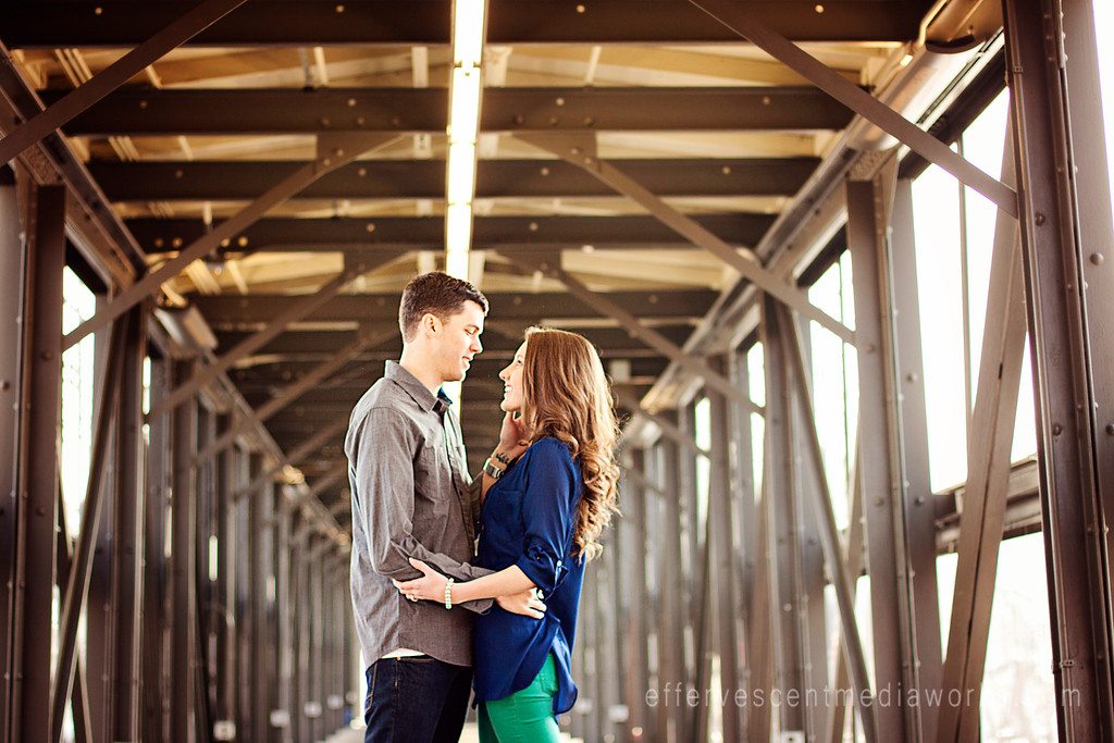 engagement photography slc