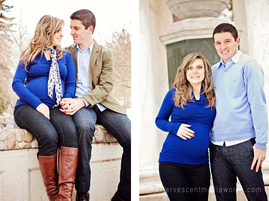 maternity portrait photographers slc