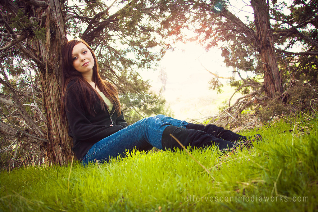 Senior Pictures Utah {Cristine} SLC Portrait Photographers