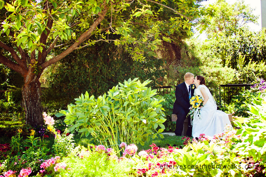 Jordan River Temple Wedding