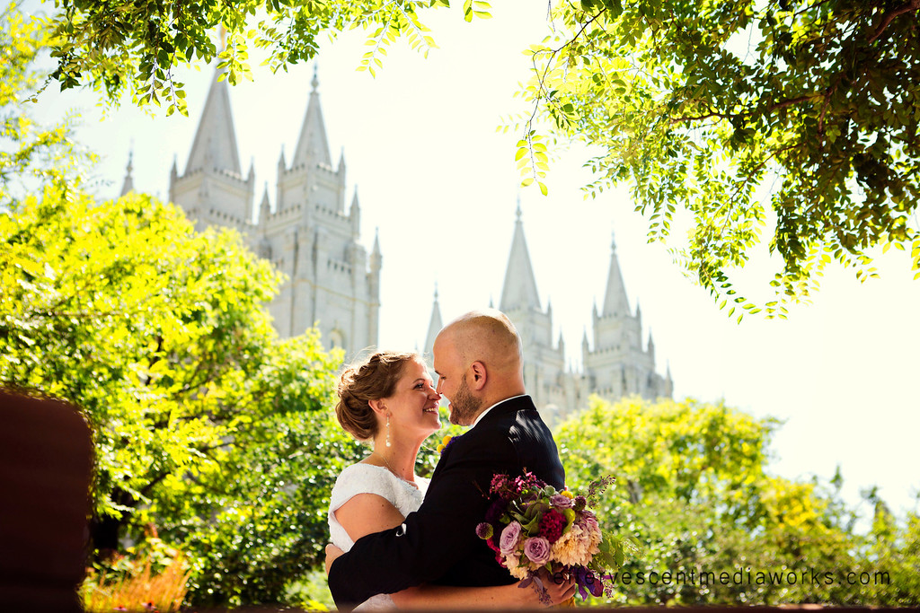 salt lake temple wedding, slc wedding photographers, ut weddings, salt lake city wedding photography, effervescent media works, utah wedding photographers, rebecca mabey,utah state capitol