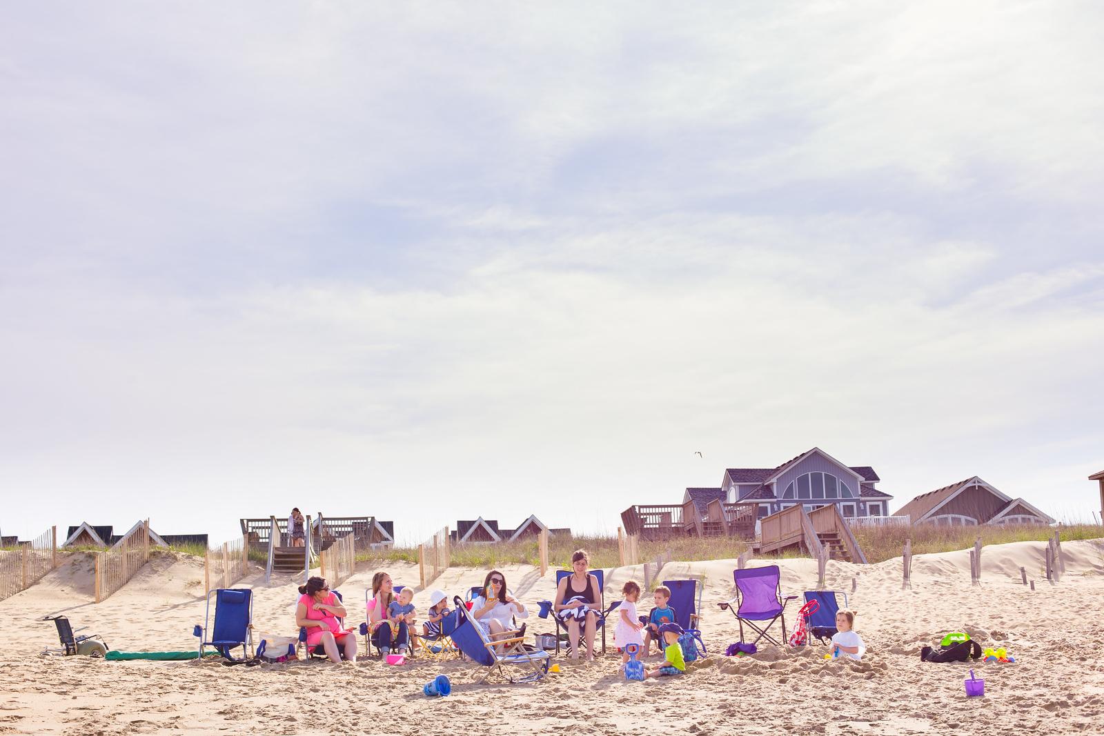 beaches in NC
